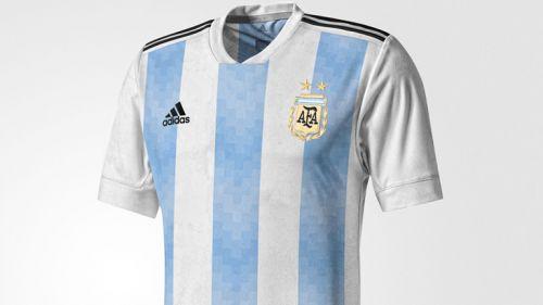 770a290369619 Así sería la nueva indumentaria de Argentina