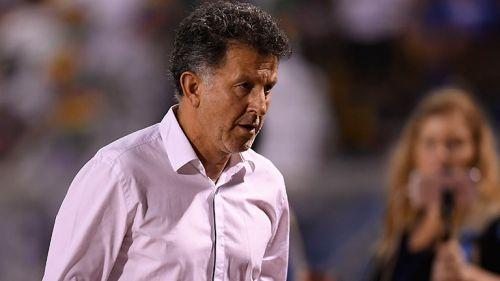 Osorio, preocupado tras un gol de Honduras