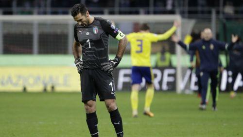 Gianluigi Buffon reacciona tras no conseguir su pase al Mundial 2018