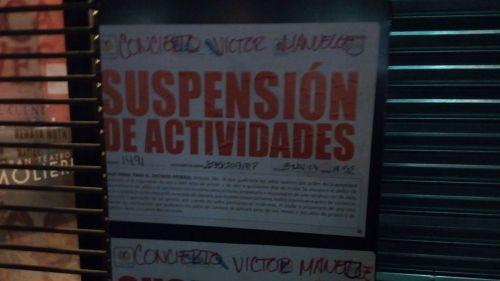 ¡INDIGNANTE! De último minuto cancelan evento de Alberto Del Río