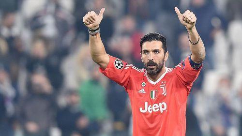 Gianluigi Buffon le respondió el conmovedor mensaje a Ivan Rakitic
