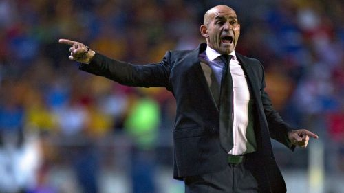 Paco Jémez, satisfecho pese a falta de gol