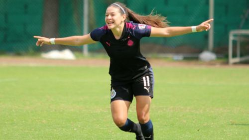 Norma Palafox, convocada a la Selección Mexicana Sub 20