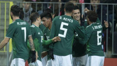 Alemania, Corea del Sur y Suecia rivales de México