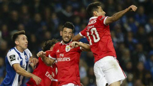 Porto y Benfica empatan 0-0 en el Clásico portugués
