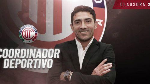 Toluca anunció el retorno de Sinha al club