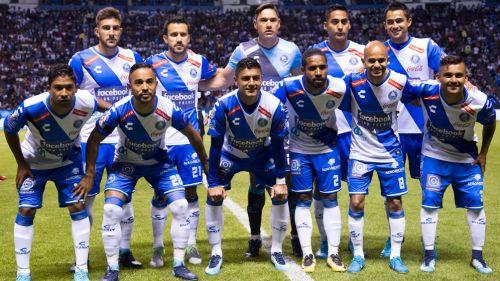 Once inicial de Puebla en el Apertura 2017