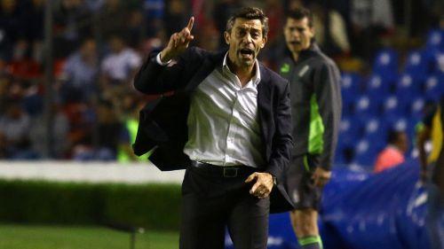 Cruz Azul confirma a Caixinha como nuevo técnico