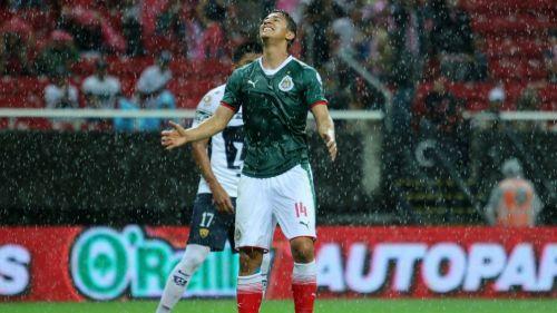 Zaldívar se pierde inicio del Clausura 2018