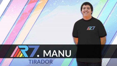 Manu es el nuevo tirador del nonacampeón de la LLN
