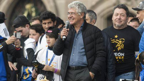 'Tuca' Ferretti supera a Lapuente y Vuce; a uno de Trelles