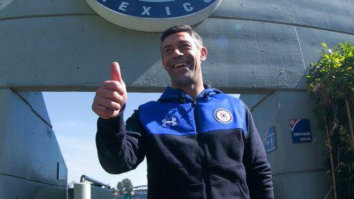 Presentan a Caixinha como nuevo técnico de Cruz Azul