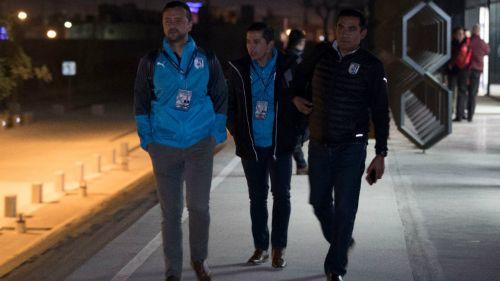Directivos de Querétaro, al finalizar el Draft invernal