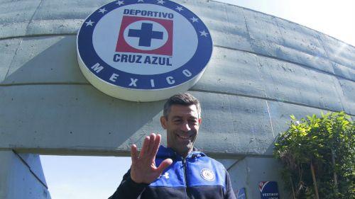 Alejandro Faurlín, el 'refuerzo' que sólo jugó 14 minutos con Cruz Azul