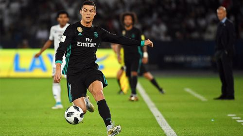 Ronaldo vuelve a los entrenamientos un día antes del Clásico