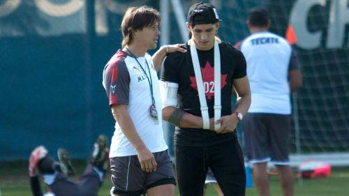 Vergara descarta negociación con Independiente por Almeyda