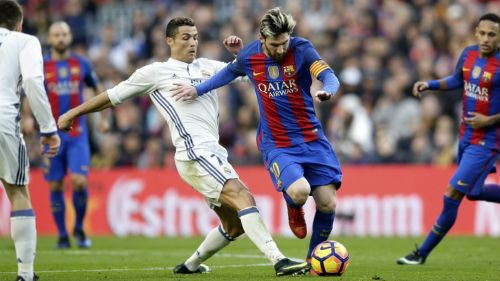 Messi, máximo goleador histórico de las grandes ligas europeas