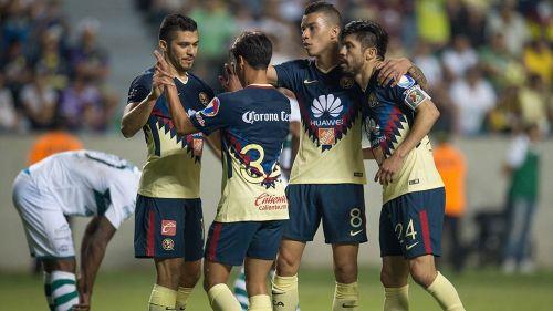 América goleó a Zacatepec en pretemporada — CLUB AMÉRICA