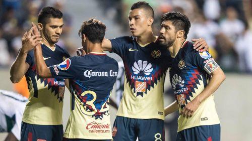 América golea 4-0 a Toluca en Houston