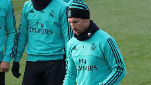Sergio Ramos, fuera por lesión