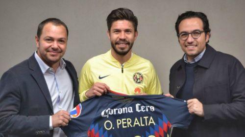 América extiende contrato de Oribe Peralta hasta 2020