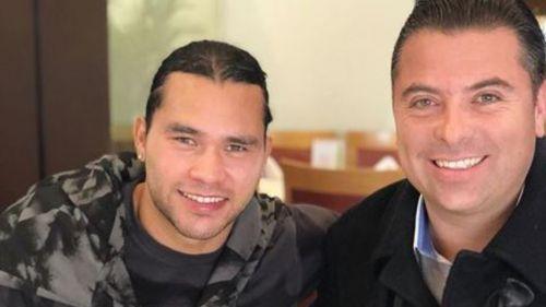 Carlos 'Gullit' Peña, ya firmó con Cruz Azul
