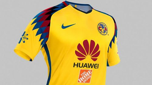 Espectaculares jerseys alternativos para el Clausura 2018 794ac9b058e
