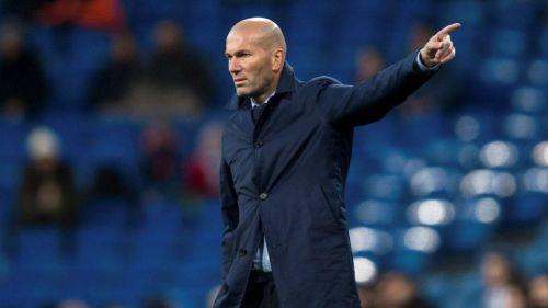 Zidane lanza una orden a los jugadores del Real Madrid