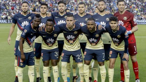 América antes del partido contra Querétaro