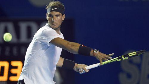 Rafael Nadal será la estrella principal que engalane el Abierto Mexicano de Tenis