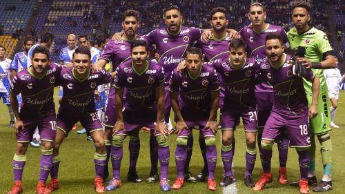 Veracruz posa en la foto oficial previo al juego contra Puebla