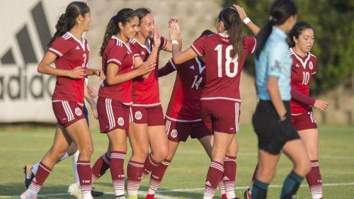 Tri Femenil calificó al Mundial Sub 20