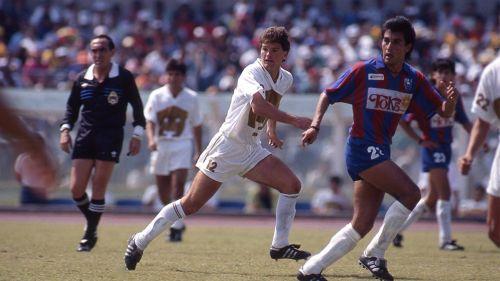 El 'Cubo' Torres, listo para debutar con Pumas