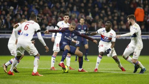 Lo Celso anotó su primer gol en el Paris Saint Germain