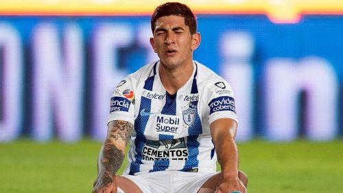 Guzmán sufre rotura de ligamento y pierde cualquier opción de Mundial