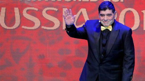Según Morla, le negaron la visa a Maradona por burlarse de Trump