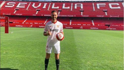 Miguel Layún debuta en derrota y goleada a Sevilla ante Eibar