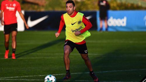 Eintracht fue goleado con Salcedo y reaparición de Marco Fabián
