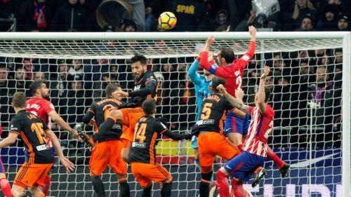 Ángel Correa le dio la victoria a Atlético de Madrid — España