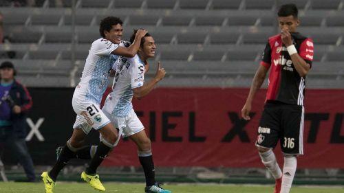 Atlas no levanta en Copa MX, cayó ante Tampico Madero