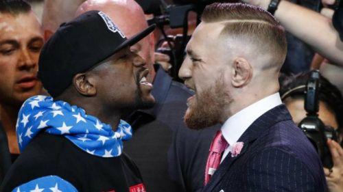 Hace Mayweather otro guiño a la UFC
