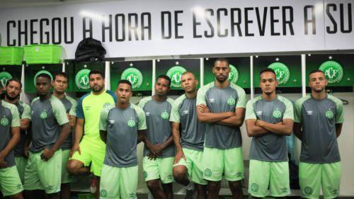 Ex jugador de Chapecoense falleció mientras entrenaba