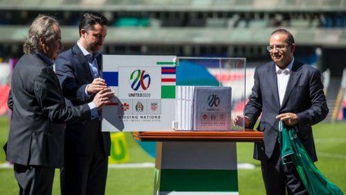 México entrega garantías gubernamentales para albergar Copa del Mundo 2026