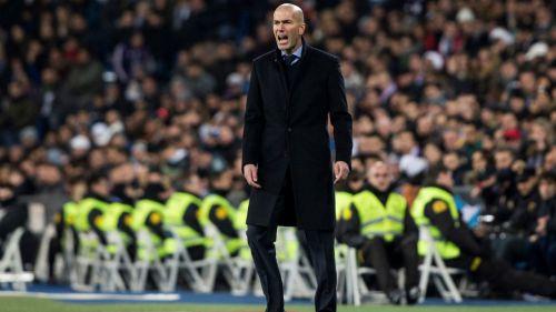 Zidane, sincero: