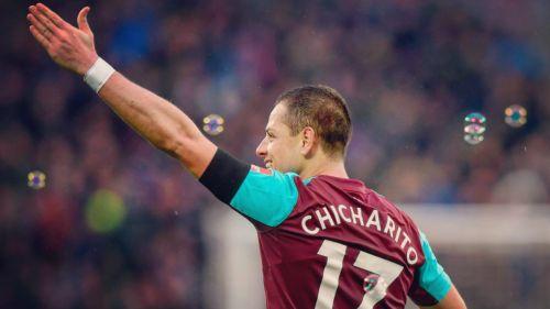 Chicharito, feliz por recuperar su mejor forma en West Ham