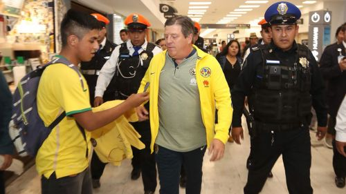 Piojo Herrera asegura que América no va a aflojar