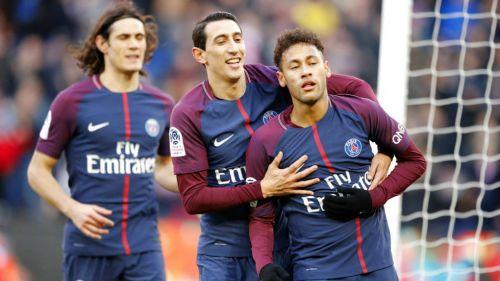 El PSG confirma que Neymar sufre