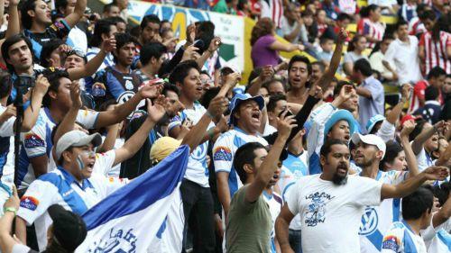 Aficionados del Puebla