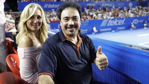 Rafael Nadal y Kei Nishikori ya están en Acapulco