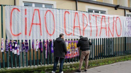 Encuentran muerto al capitán de la Fiorentina — Conmoción en Italia